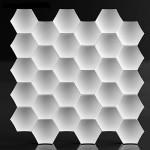 "Форма для 3D панелей ""Alrami"""