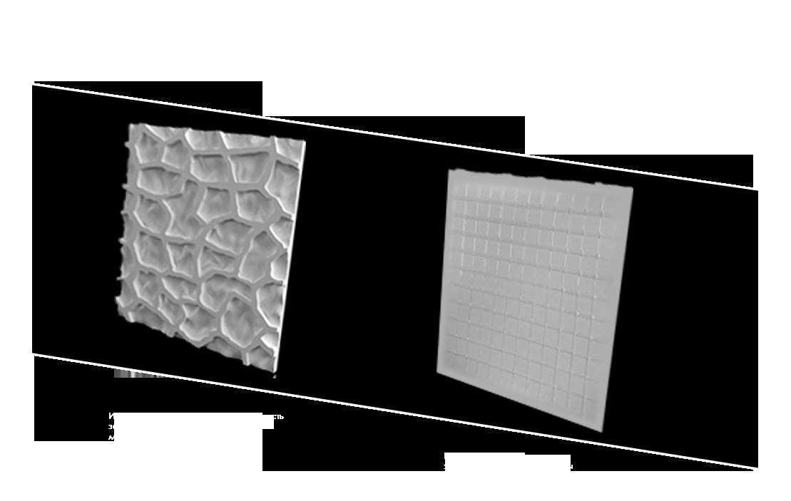 Отличие заводских 3D панелей от кустарного производства. Особенности гипсовых стеновых панелей.