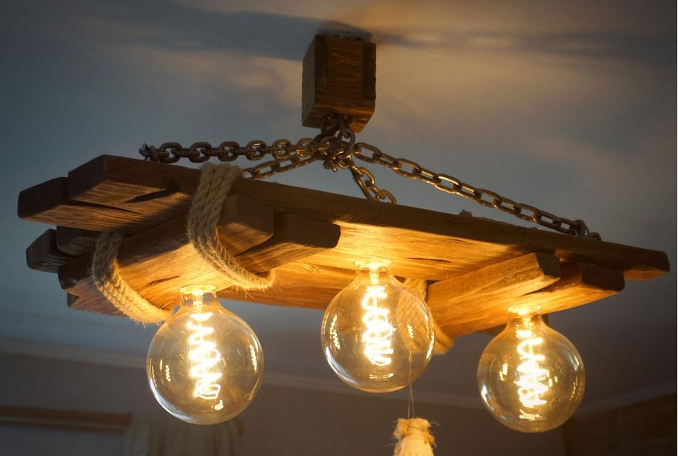Светильники из канатов от фабрики TRIMIC настолько же необычны в исполнении, насколько и просты в обслуживании и эксклюзивны в любом типе помещений.