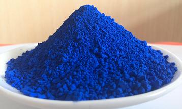 Купить сухие красители и пигменты для бетона и гипса от фабрикиTONGCHEM, цвет - синий BLUE