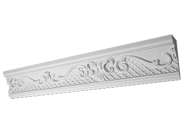 Карниз с рисунком ДК-20