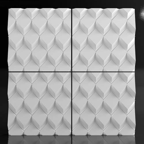 Фотографии 3D панелей CANOPY