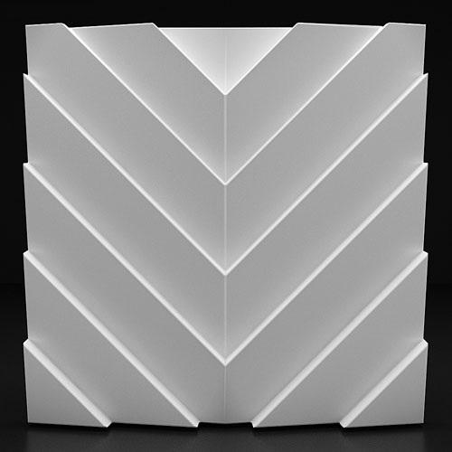 Фотографии 3D панелей COIN