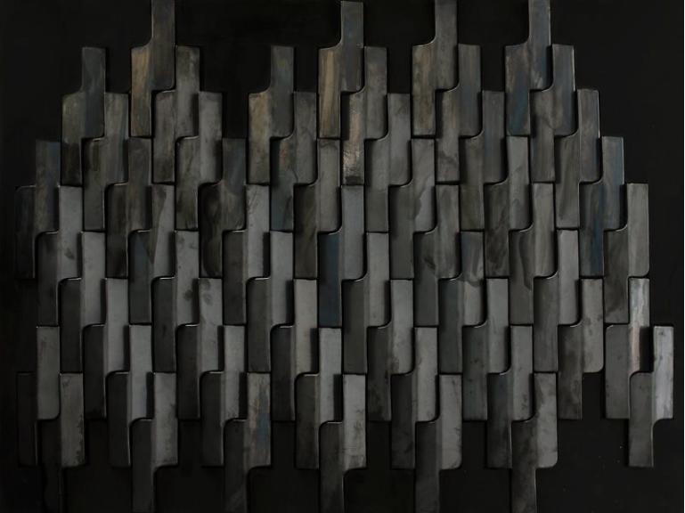 """Гипсовые 3D панелидля стен модели«Disform»относятся к сериям""""ВОЛНА""""и """"ГЕОМЕТРИЯ"""" и будут прекрасным украшением для любых жилых помещений частного дома, их так же можно использовать при декорировании гостиных и прихожих."""