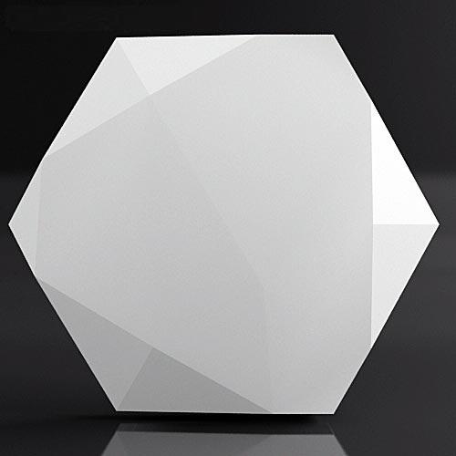 """3. Модель """"ECO-3"""" - представляет из себя равносторонний правильный"""