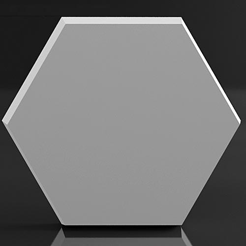 """4. Модель """"ECO-4"""" - представляет из себя стеновую 3D панель из гипса для отделки жилых помещений и офисов."""