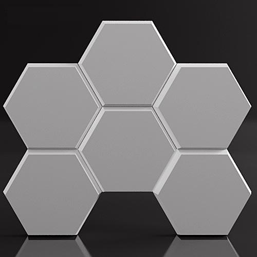 """Фотографии 3D панелей """"ECO-D4"""" (""""Эко-Д4"""")"""