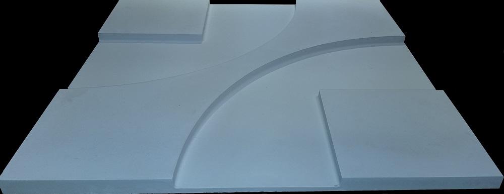 Гипсовые 3D панелидля стен модели«МАЯК»