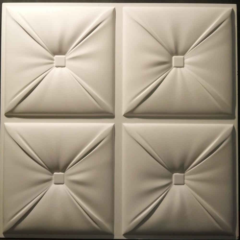 """Представляем Вашему вниманию 3D панель из гипса """"Pillow-6"""" (пер. с англ. - """"pillow"""" - """"подушка"""")"""