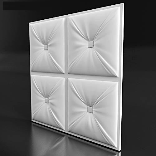 Фотографии 3D панелей PILLOW-6