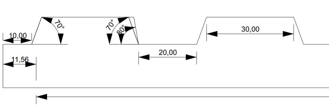 Характеристикигипсовых панелей серии «Полоски»