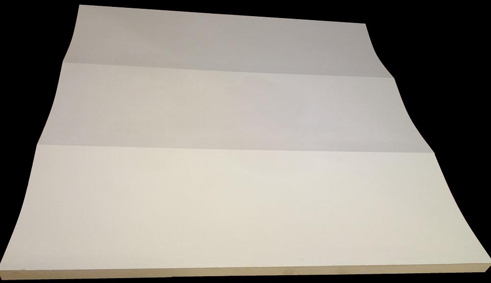 """Гипсовая 3D панель """"Широкие волны""""от производителя по низким ценам"""