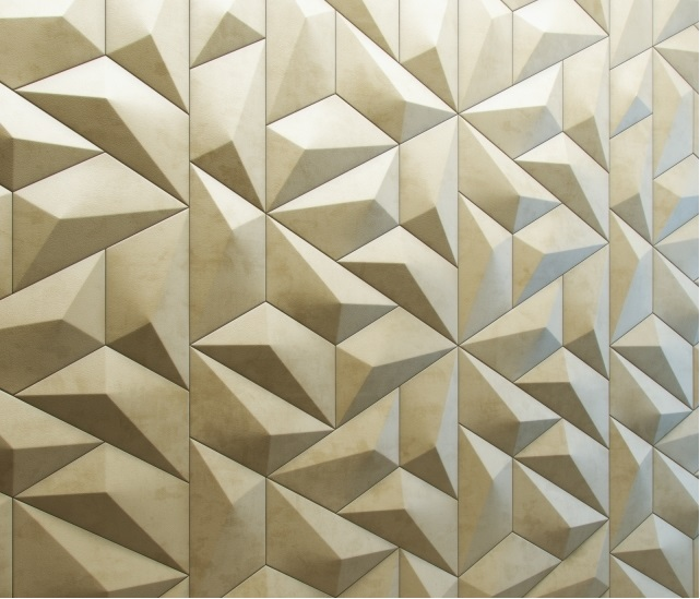 """Гипсовые 3D панелидля стен модели«Трапеция»относятся к серии""""ГЕОМЕТРИЯ"""""""