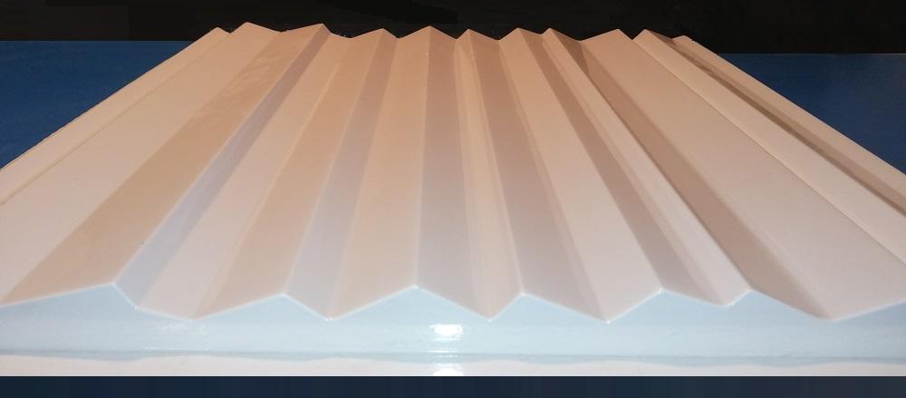 """Характеристики формы для изготовения 3D панелей """"ЗИГЗАГ"""""""