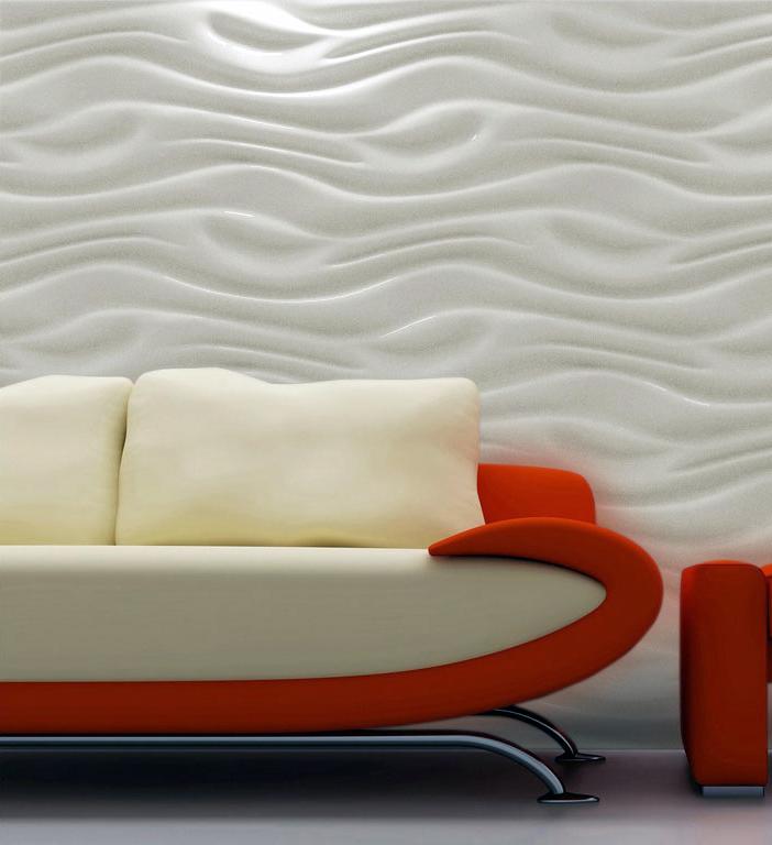 """3D панель """"AURA"""" - неповторимый стиль и превосходное качество от фабрики отделочных материалов TRIMIC. www.avelito.ru"""