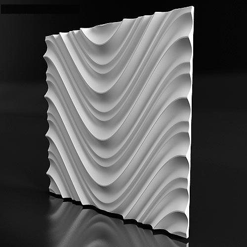 "Форма для 3D панелей ""ADARA"""