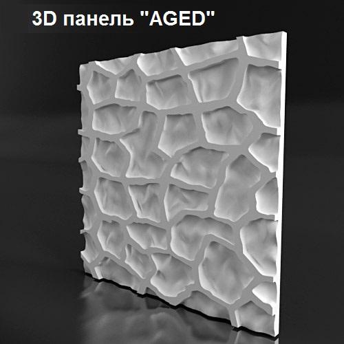 "3D панель ""AGED"""