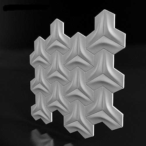 "3D панель ""Albali"""