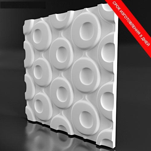 "Форма для 3D панелей ""Alfirk"""