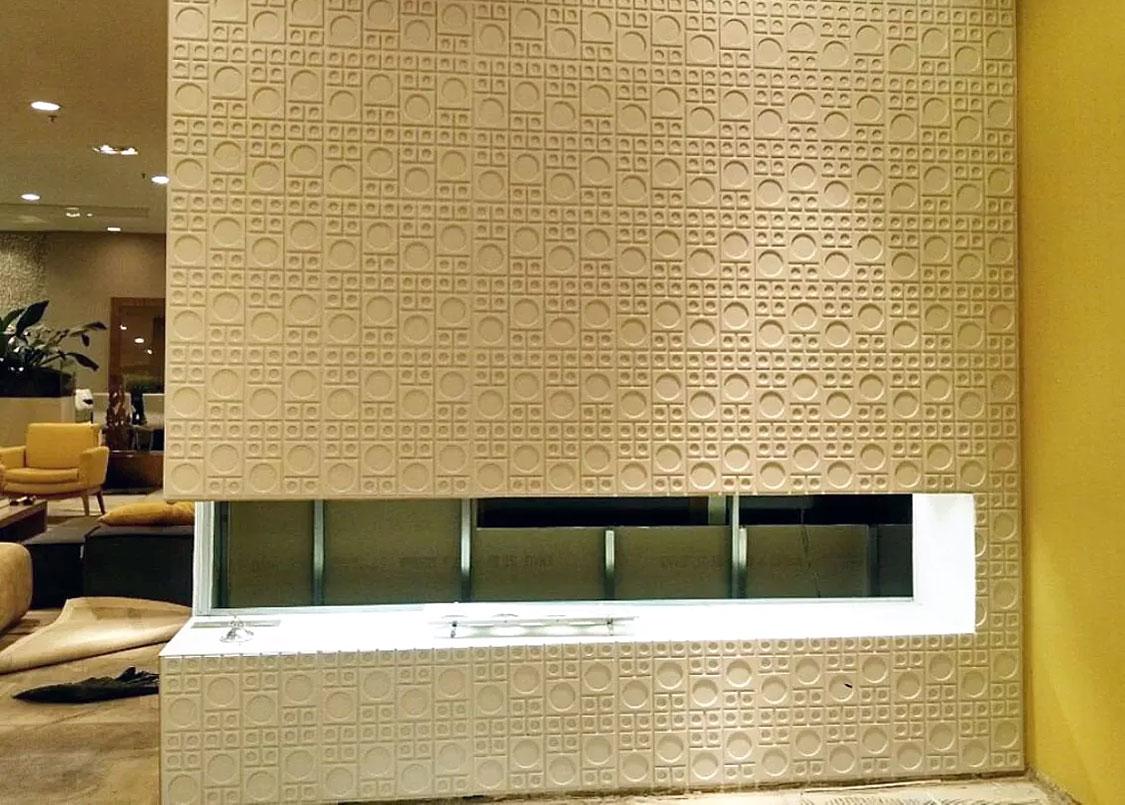 Форма для 3d панелей «Альта»