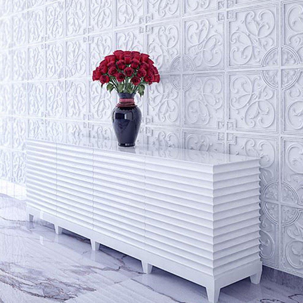 """Фотографии 3D панелей """"Asian style"""" один из самых востребованных вариантов декоративного оформления стен в офисе"""
