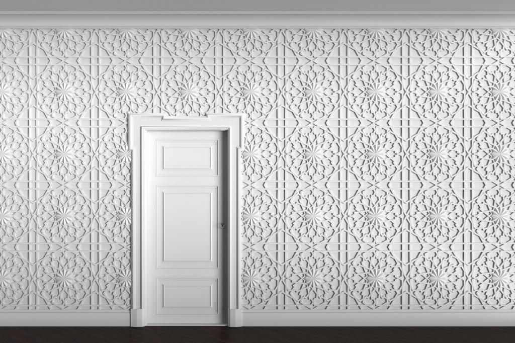 """3D панель """"Auva"""", гипсовые панели для дизайна, декор стен, красивые стены, эко панели, отделка стен, красивые стены, панель, купить 3 д панели, гипсовые 3d панели, декор стен, дизайнерские панели."""