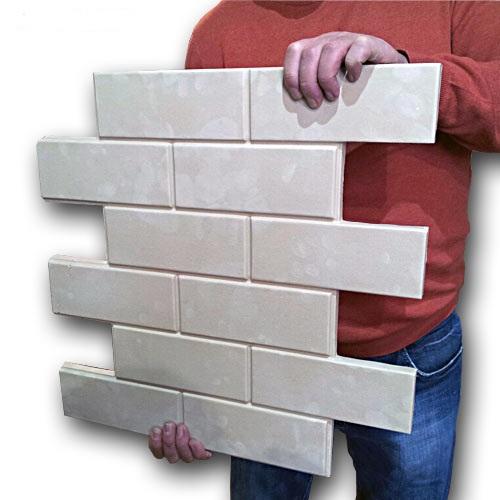 Гипсовые 3D панели эффектный способ декорирования стен