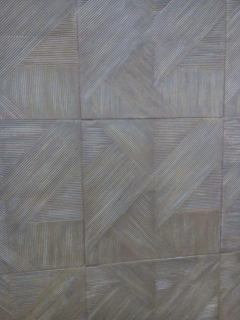 3D панели из гипса Crossing для стен от производителя по низкой цене