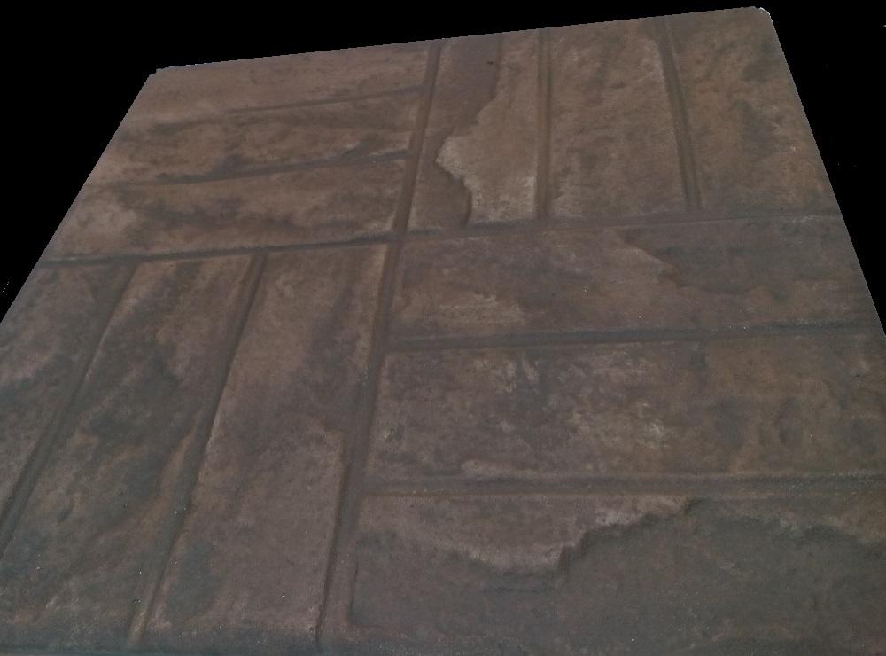 "3D панель ""Каменная кладка"""