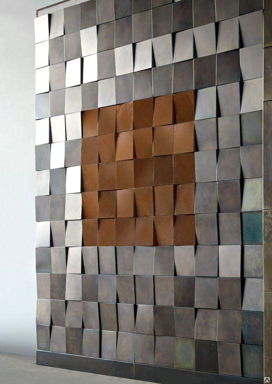 """Форма для 3D панелей """"Kvadro-1"""""""