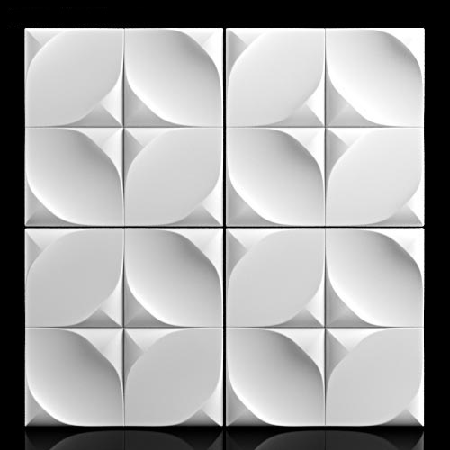 "Форма для 3D панелей ""Lava"""