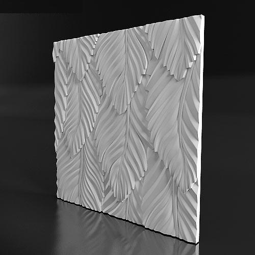 """Гипсовая 3D панель """"Liste"""""""
