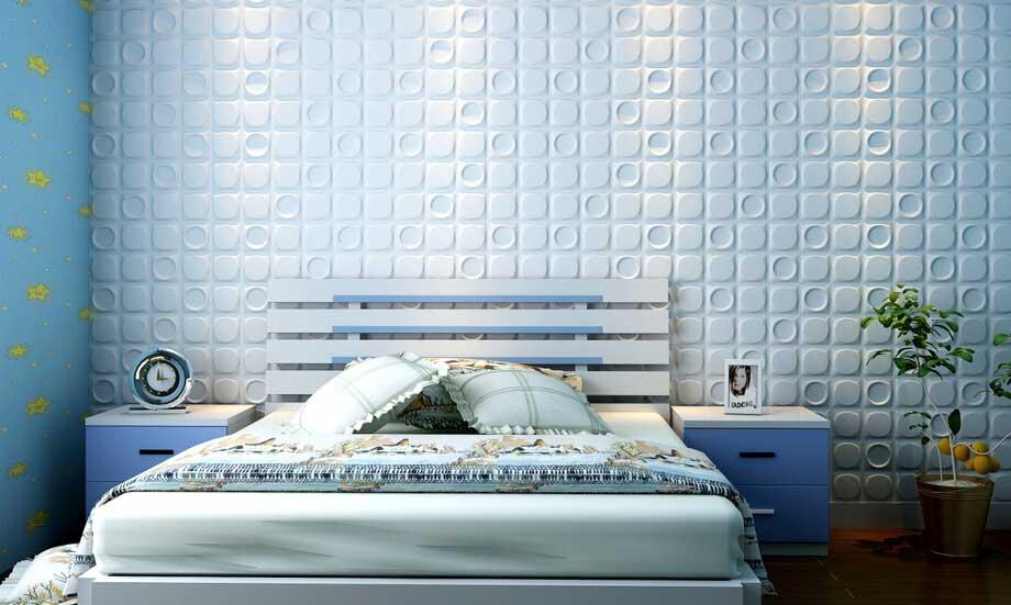 гипсовые 3 d панели для стен.