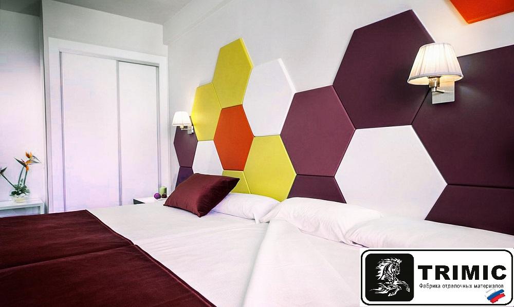 """3D панель """"Hexagon"""" - гипсовая панель отличного качества и безупречного внешнего вида. Отлично подходит для дизайна и внутренней отделки помещений."""