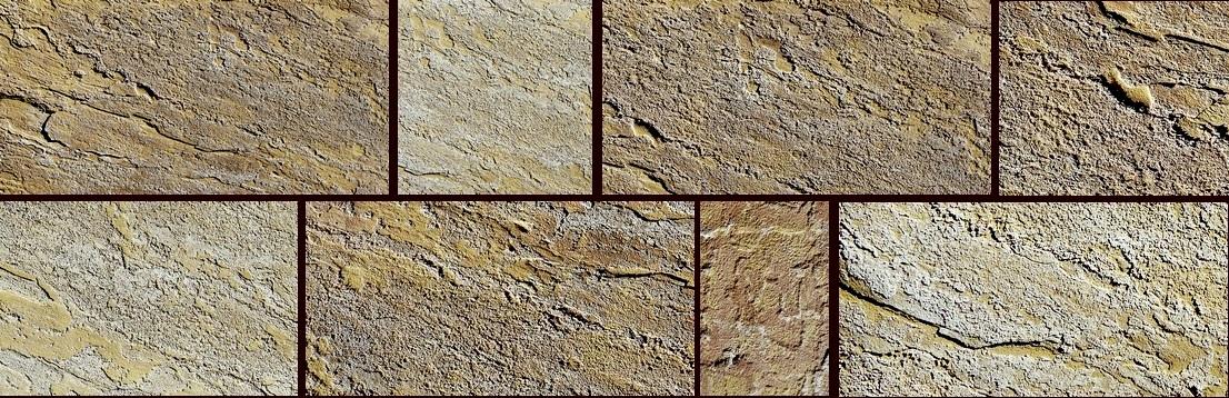 Особенности монтажа каменного шпона.