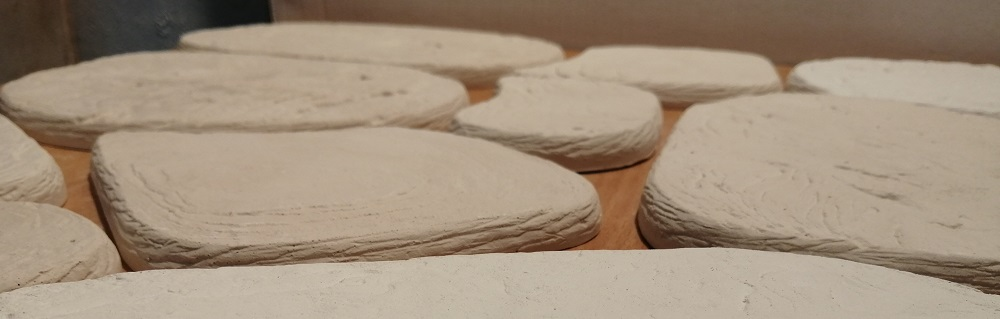 """Форма для изготовления гипсовой плитки """"Лунный камень"""""""