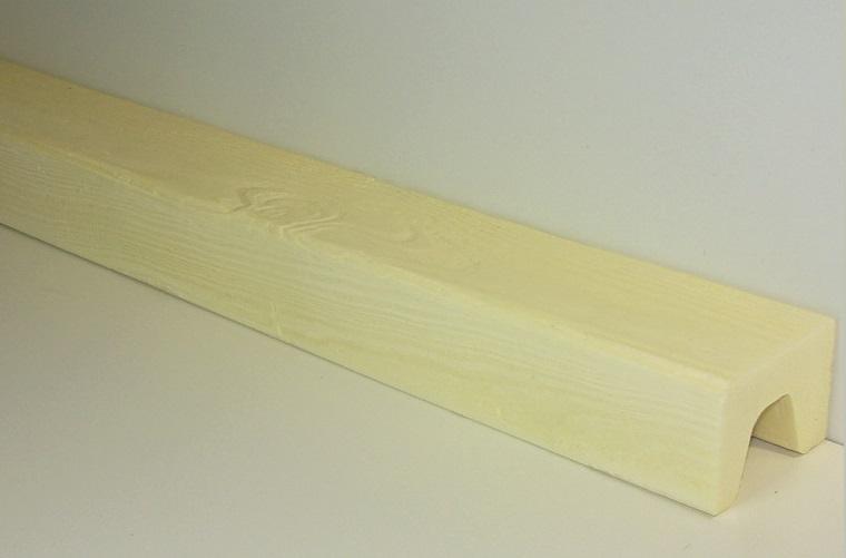Потолочные фальшбалки из пенополиуретана под окраску не крашенные
