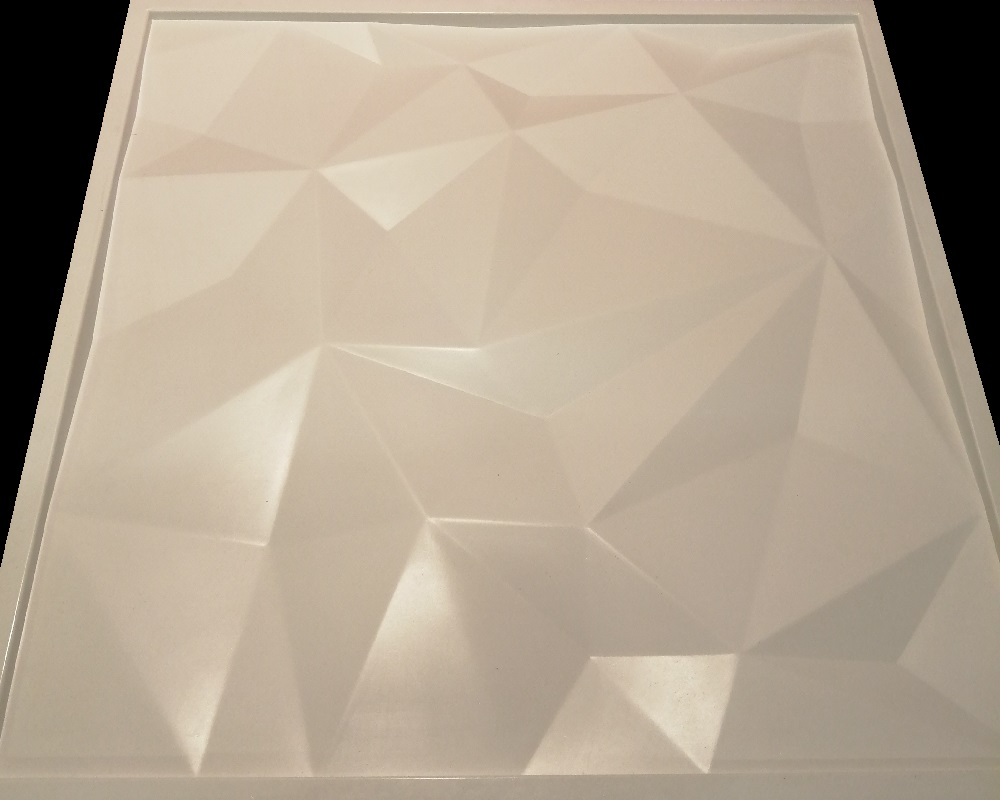 """Фотографии форм для самостоятельного изготовления 3D панелей """"ОРИГАМИ"""""""