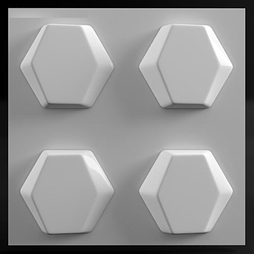Форма для 3D панелей «Sinks»