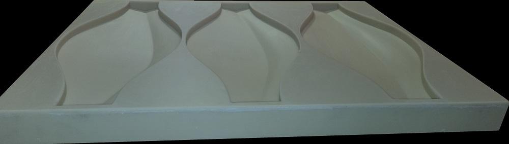 """Фотографии формы для производства 3D панели """"SKITTLE-3"""""""