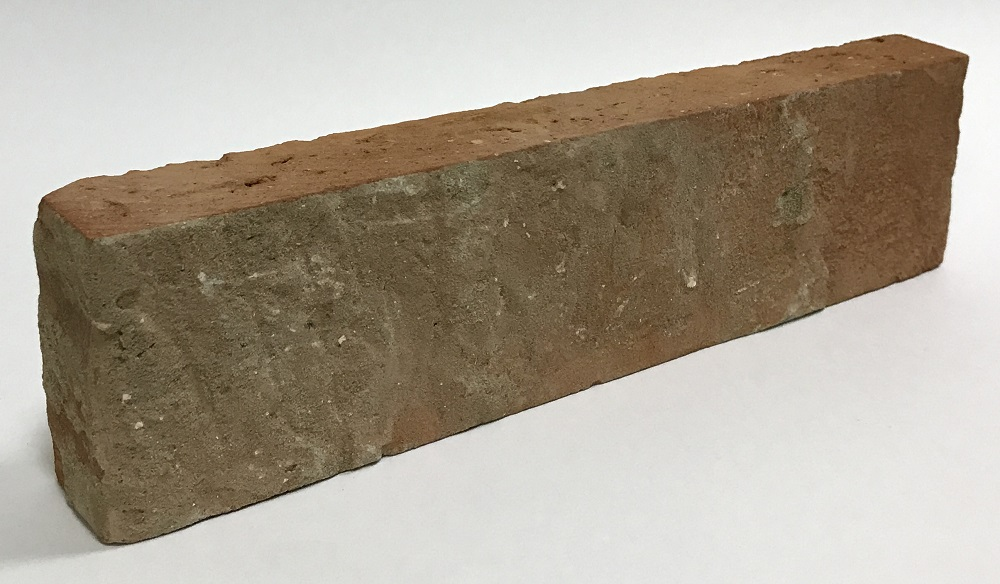 """Плитка из старинного кирпича.Элемент """"Ложок"""" 1-го класса:"""