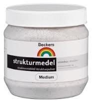 Наполнитель Strukturmedel (порошок для структурной отделки)