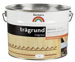Грунтовка Tragrund (для изделий из дерева)