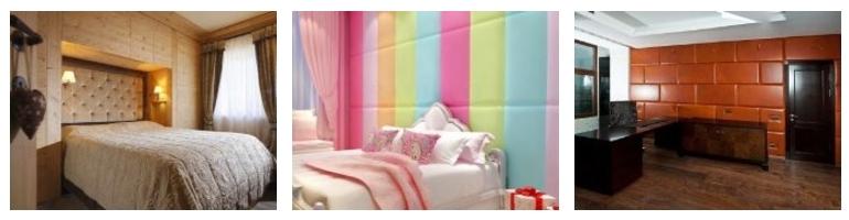 Мягкие стеновые панели предназначены для внутренней отделки помещения. Это объемный материал, отличающийся фактурностью, оригинальным внешним видом.