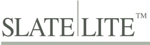 Каменный шпон серии Slate Lite Classic