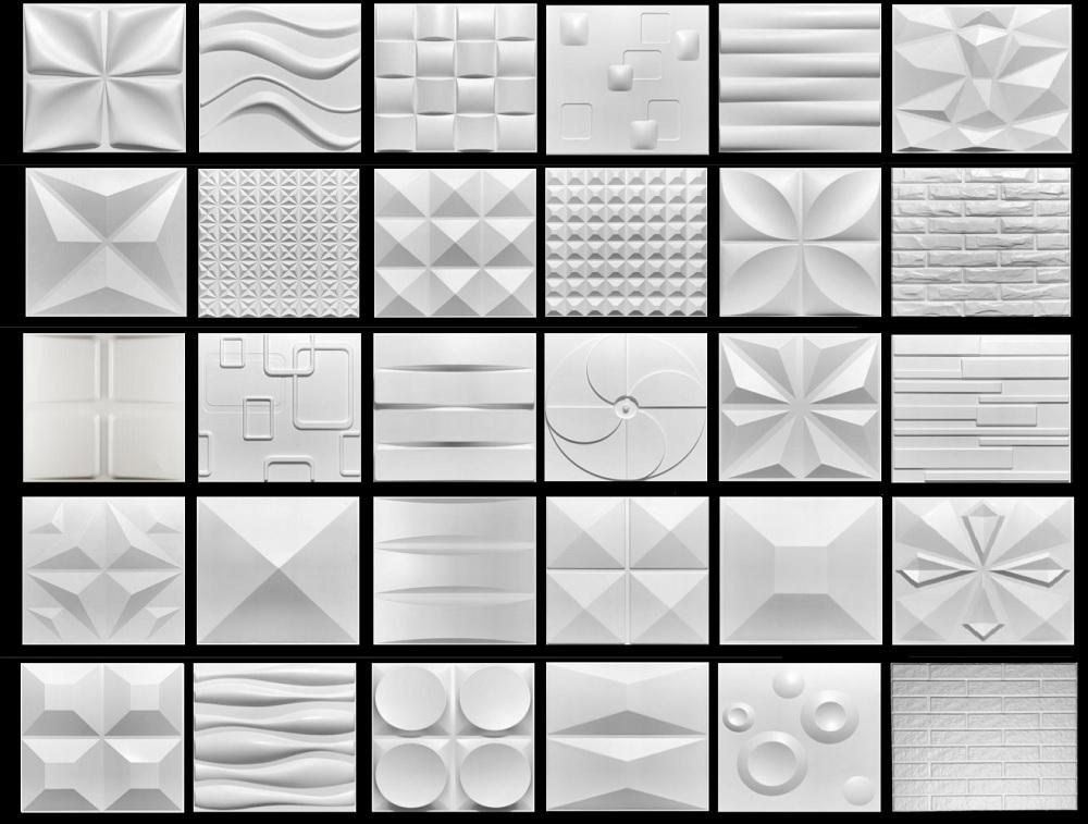 Купить 3Д панели TRIMIC для стен в Москве в интернет магазине.