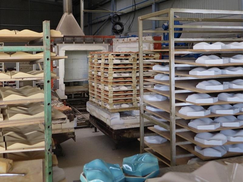 И мы можем нашу продукцию не только изготовить, но и правильно высушить, упаковать и сохранить
