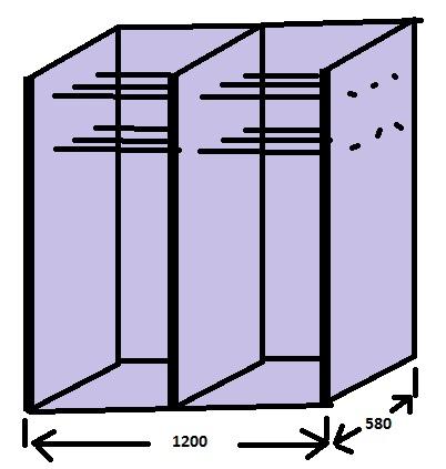 Стеллаж для сушки и хранения изделий из гипса, в том числе и 3D панелей.